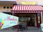 Berlins älteste Eisdiele - Monheim