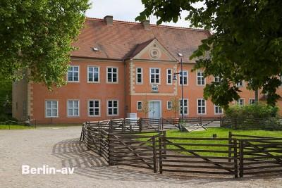 Das Herrenhaus der Domäne Dahlem