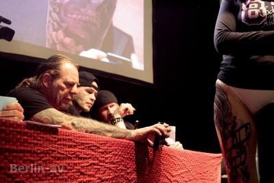 6. Tattoo Festival Berlin 2016