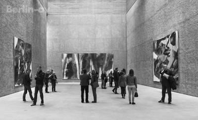Brutalismus in Berlin - Galerie in St. Agnes