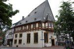 Patrizierhaus Brusttuch - Fachwerkhaus in der historischen Altstadt Goslar