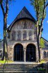 Die Domvorhalle in Goslar