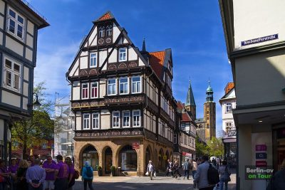 Goslar - Weltkulturerbe im Harz