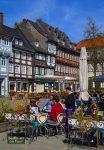 Der Schuhhof in Goslar