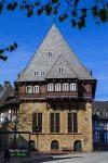 Das Bäckergildehaus in Goslar
