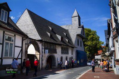 Das Hospital Großes Heiliges Kreuz in Goslar