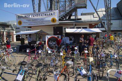 Der Berliner Fahrradmarkt mit großem Angebot auf der VeloBerlin 2017