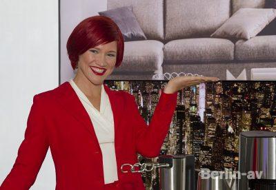 Miss IFA 2017 präsentiert Produke