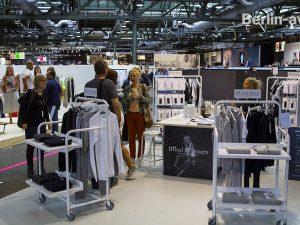 Besucher auf der PREMIUM Modemesse 2017