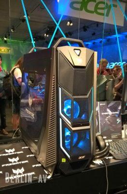 Gaming PC Orion 9000 von Acer