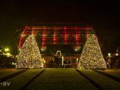 Christmas Garden Berlin Botanischer Garten 2017