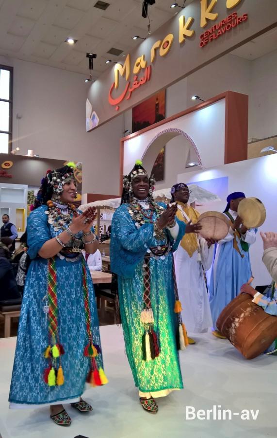 Marokko mit einem gelungenen Auftritt - Grüne Woche 2018