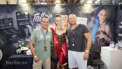 28. Tattoo Convention Berlin - Nina Holly