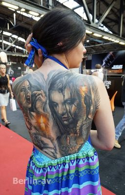 28. Tattoo Convention Berlin
