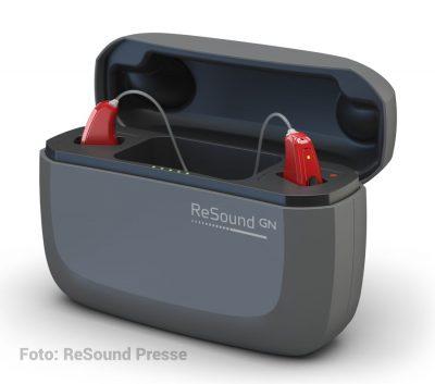 Das neue Hörgerät ReSound LiNX Quattro™ auf der IFA 2018
