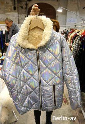 Jacke von Yippie Hippie - Premium Modemesse