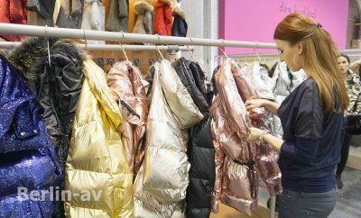 Heisse und leichte Winterjacken von CANADIAN - Premium Modemesse