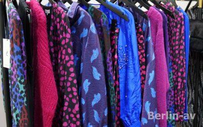 Premium Modemesse - Wunderschöne Farbenpallette bei Fabienne Chapot