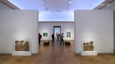 Picasso. Das Spätwerk als Ausstellung im Museum Barberini in Potsdam
