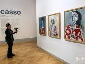 Picasso im Museum Barberini