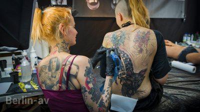 Tattoo Convention Berlin 2019