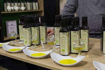 Olivenöl aus Kroatien auf der Grünen Woche 2020