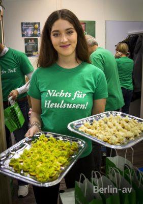 Schärfsten Meerrettich präsentiert Österreich auf der Grünen Woche 2020