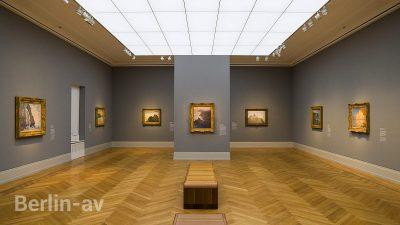 Monet Orte im Museum Barberini in Potsdam