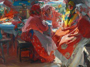Impressionismus in Russland - Neue Ausstellung im Museum Barberini in Potsdam