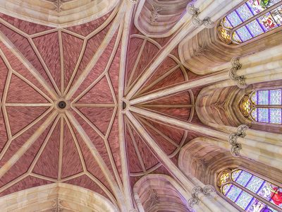 Friedrichswerdersche Kirche wieder geöffnet